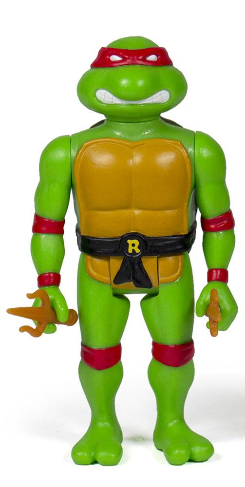 Teenage Mutant Ninja Turtles Reaction Figure: Raphael  - Super 7