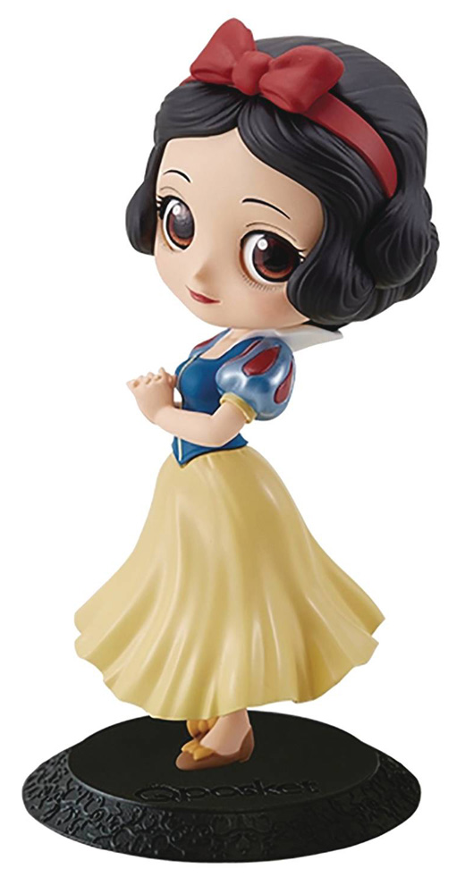 Image: Disney Q-Posket Figure: Snow White  - Little Buddy, LLC
