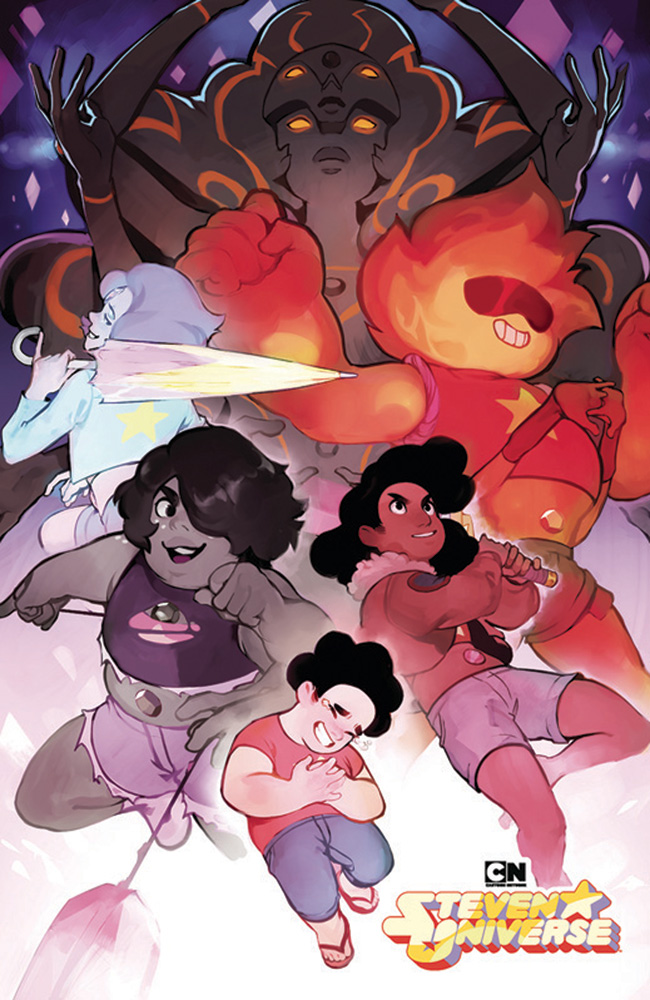 Image: Steven Universe #25 (variant Convention cover) - Boom! Studios - KaBoom!
