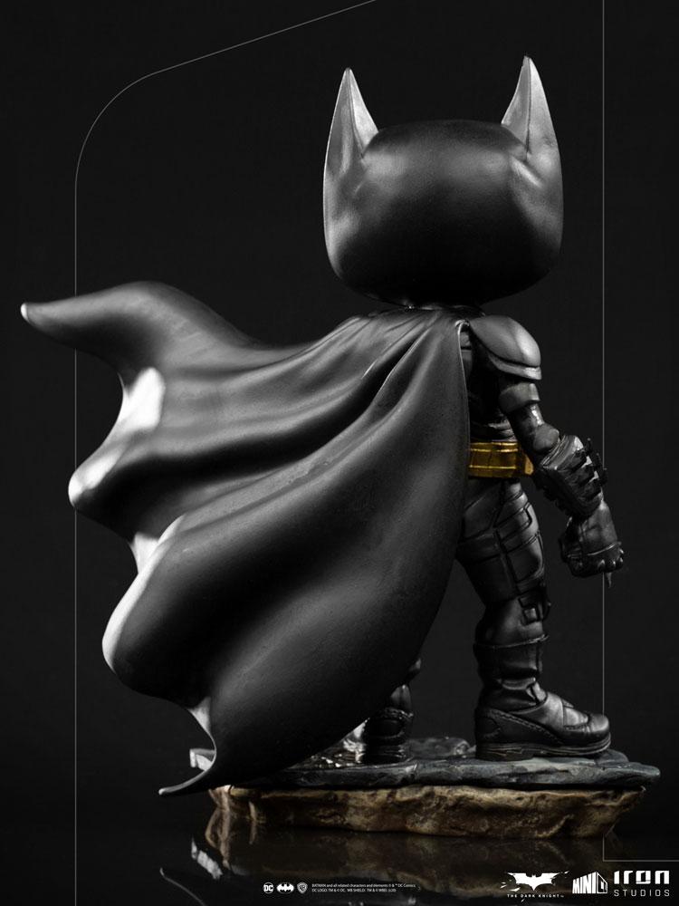 Batman: Dark Knight Minico Vinyl Statue: Batman  - Iron Studios