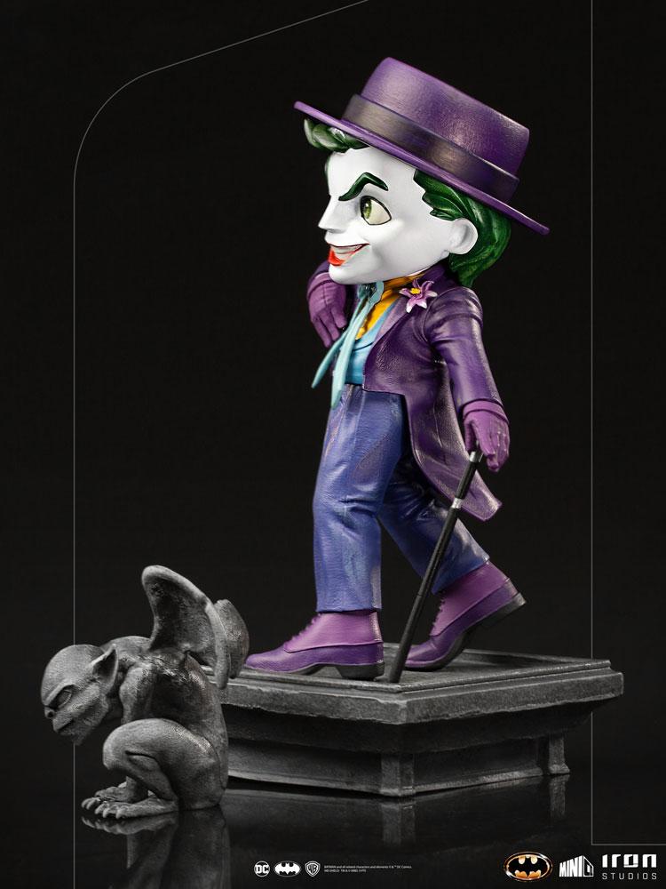 Batman 1989 Minico Heroes Vinyl Figure: Joker  - Iron Studios