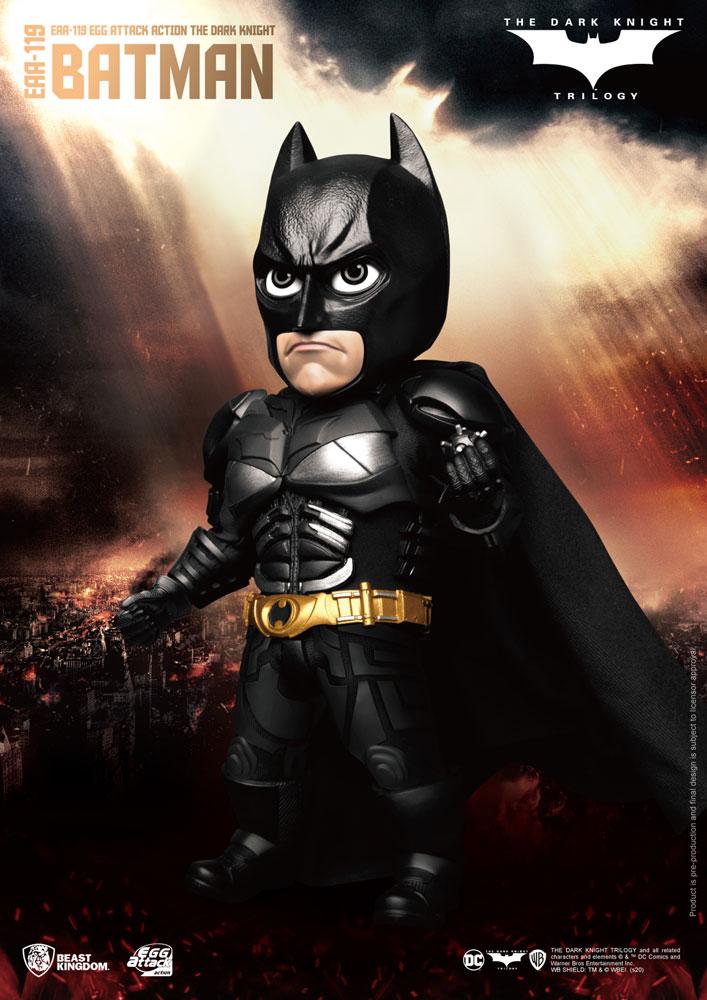 Dark Knight Action Figure: EAA-119 Batman  - Beast Kingdom Co., Ltd