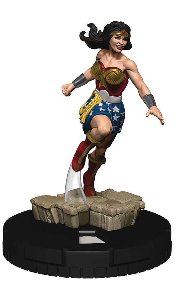 Image: DC Comics Heroclix Wonder Woman 80th Anniversary Play at Home Kit  - Wizkids/Neca
