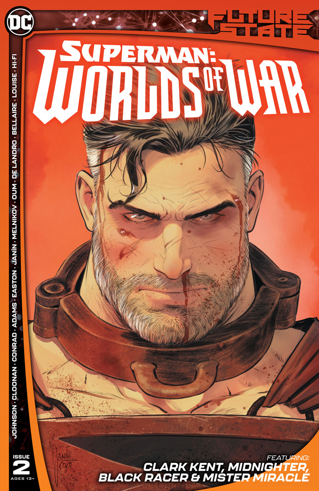 Image: Future State: Superman: Worlds of War #2 - DC Comics