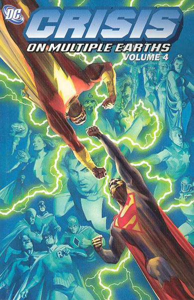 Image: Crisis on Mulitple Earths Vol. 04 SC  - DC Comics
