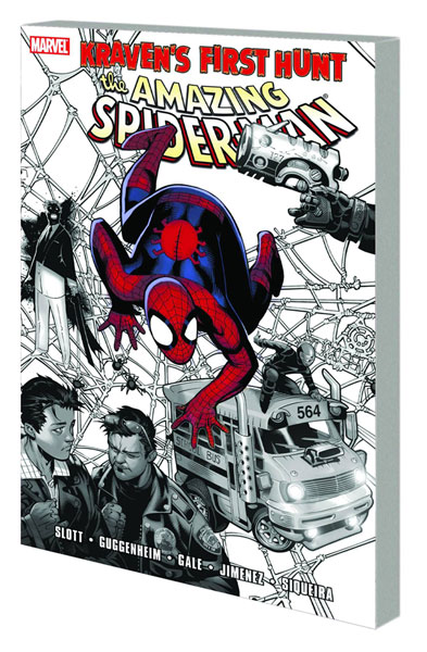 Image: Spider-Man: Kraven's First Hunt SC  - Marvel Comics