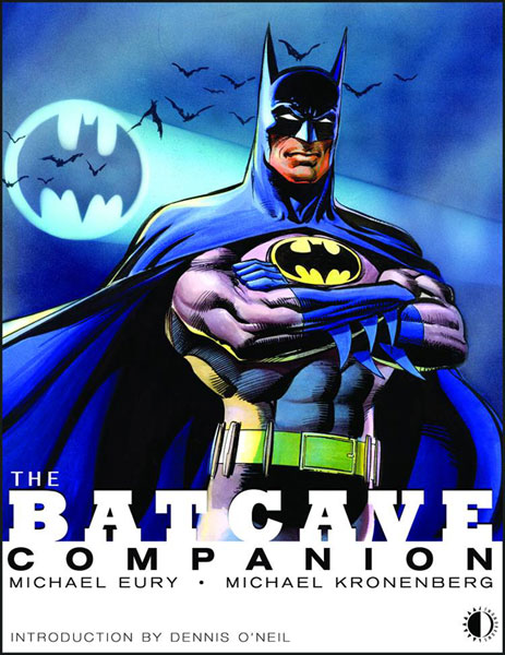 Image: Batcave Companion SC  - Twomorrows Publishing