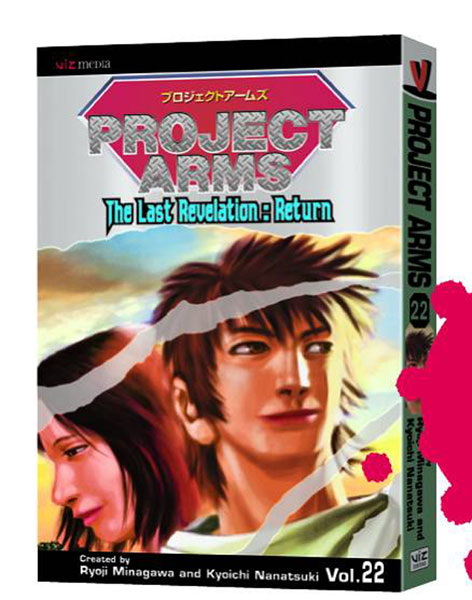 Image: Project Arms Vol. 22 SC  - Viz Media LLC