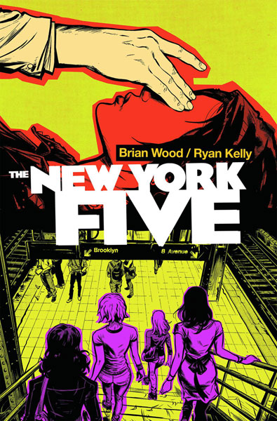 Image: New York Five #4 - DC Comics - Vertigo