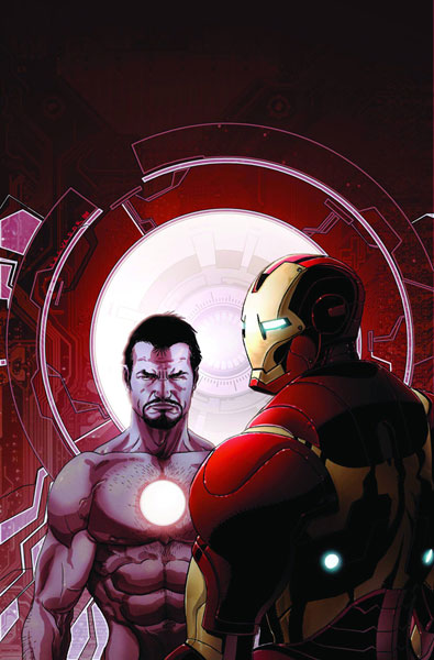 Image: Invincible Iron Man #503 - Marvel Comics