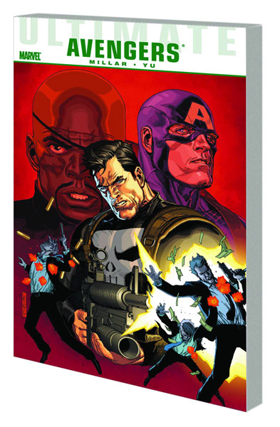 Image: Ultimate Comics Avengers: Crime and Punishment SC  - Marvel Comics