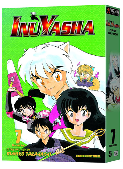 Image: Inu Yasha Vol. 07 GN  (Vizbig edition) - Viz Media LLC