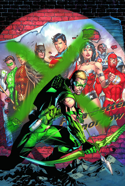 Image: Justice League #8 - DC Comics