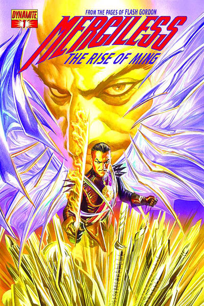 Image: Merciless: The Rise of Ming #1 - D. E./Dynamite Entertainment
