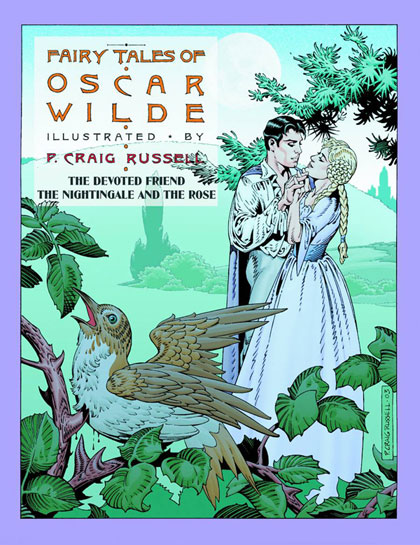 Image: Fairy Tales of Oscar Wilde Vol. 04 HC  (new printing) - NBM