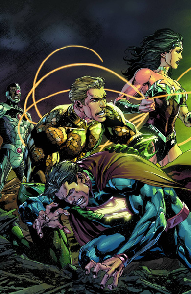 Image: Justice League #19 - DC Comics