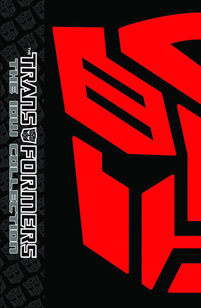 Image: Transformers: IDW Collection Vol. 08 HC  - IDW Publishing
