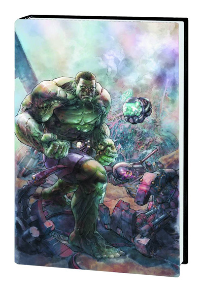 Image: Indestructible Hulk Vol. 01: Agent of S.H.I.E.L.D. HC  (NOW!) - Marvel Comics