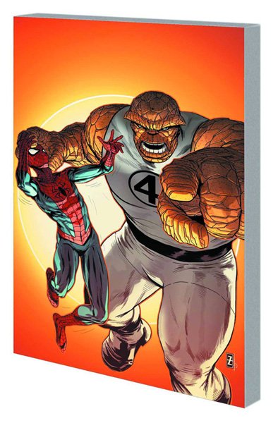 Image: Avenging Spider-Man: Threats and Menaces SC  - Marvel Comics