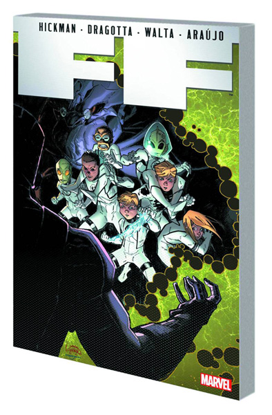 Image: FF by Jonathan Hickman Vol. 04 SC  - Marvel Comics