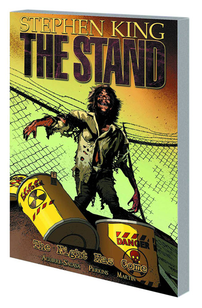 Image: Stand Vol. 06: Night Has Come SC  - Marvel Comics