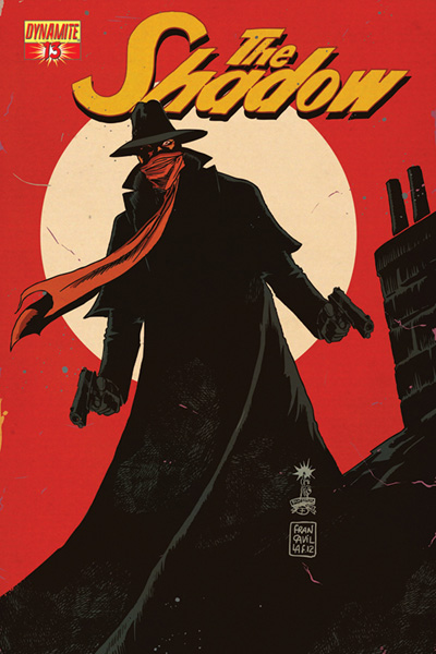 Shadow #13 - D. E./Dynamite Entertainment