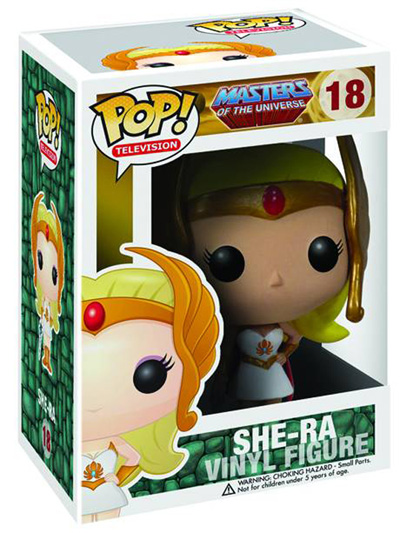 Pop! Television Vinyl Figure 18: Masters of the Universe - She-Ra  - Masters Of The Universe