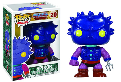 Image: Pop! Masters of the Universe Vinyl Figure: Spikor  - Masters Of The Universe