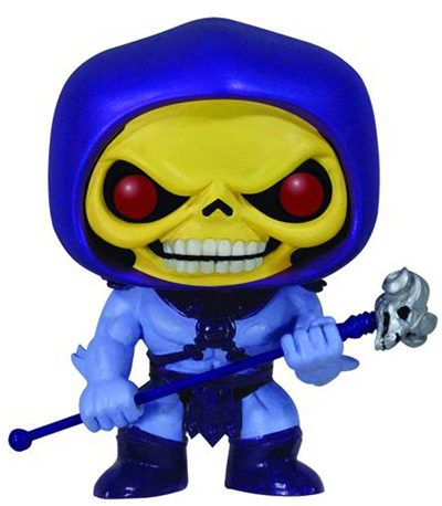 Pop! Television Vinyl Figure 19: Masters of the Universe - Skeletor  - Masters Of The Universe