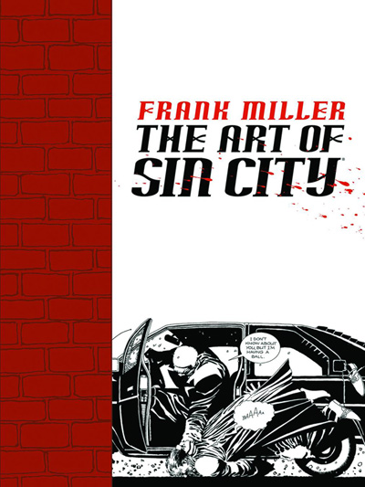 Image: Frank Miller: The Art of Sin City SC  - Dark Horse Comics