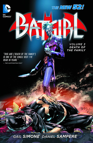 Image: Batgirl Vol. 03: Death of the Family SC  (N52) - DC Comics