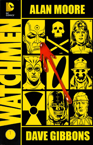 Image: Watchmen SC  (International edition) - DC Comics
