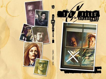 X-Files: Season 10 Vol. 02 HC  - IDW Publishing