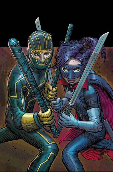 Image: Kick-Ass 3 #8 - Marvel Comics