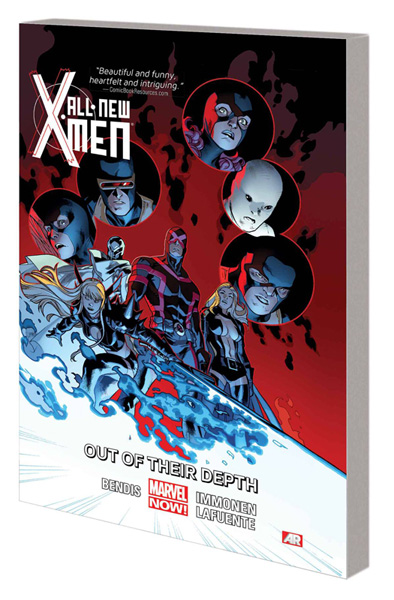 Image: All-New X-Men Vol. 03: Out of Their Depth SC  - Marvel Comics