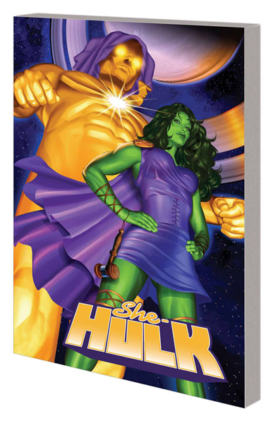 Image: She-Hulk by Dan Slott: The Complete Collection Vol. 02 SC  - Marvel Comics