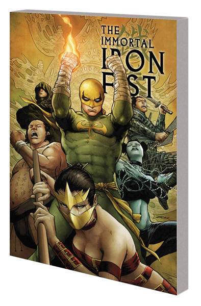 Image: Immortal Iron Fist: The Complete Collection Vol. 02 SC  - Marvel Comics