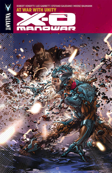 Image: X-O Manowar: At War with Unity SC  - Valiant Entertainment LLC