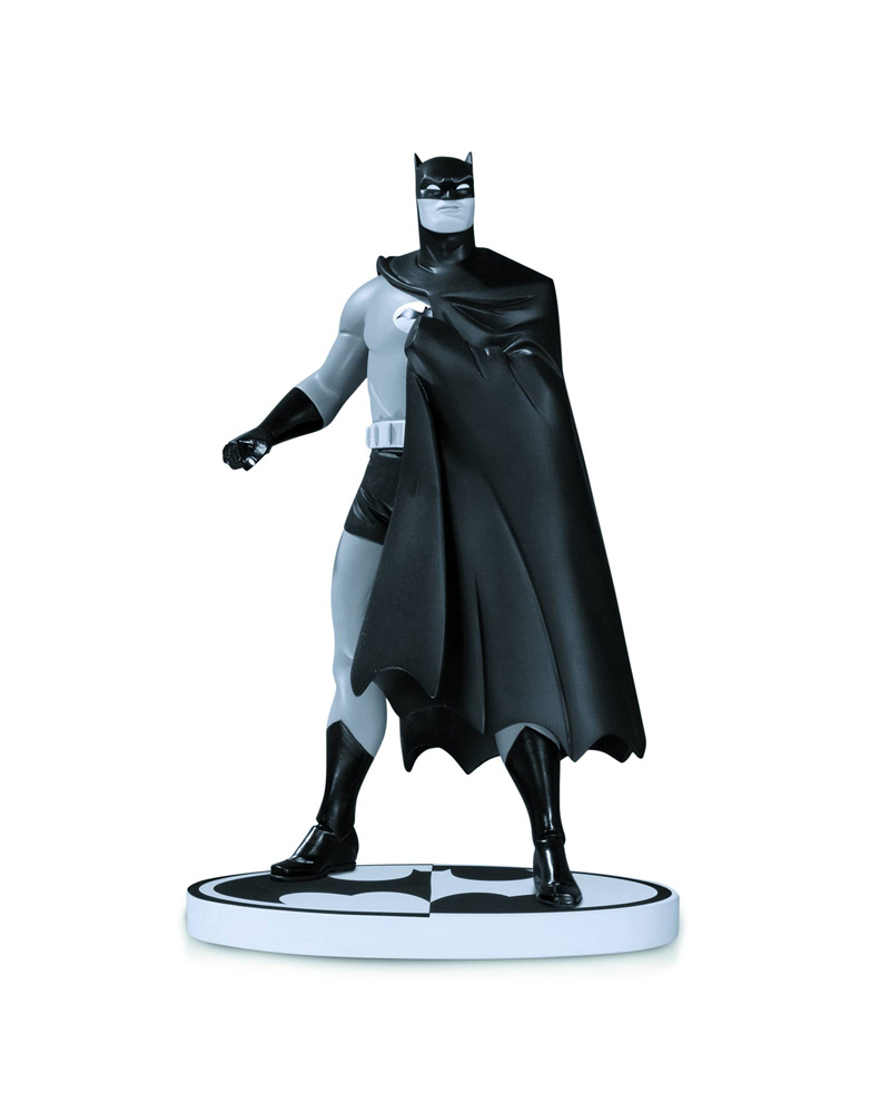 Image: Batman: Black & White Statue Darwyn Cooke  (2nd edition) - DC Comics