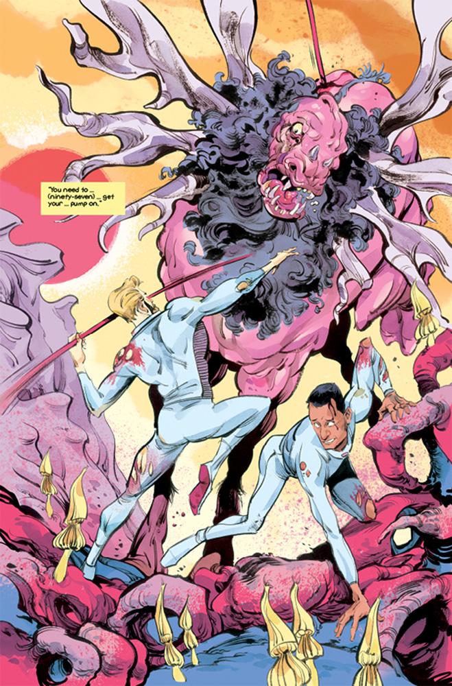Kaptara #1 - Image Comics