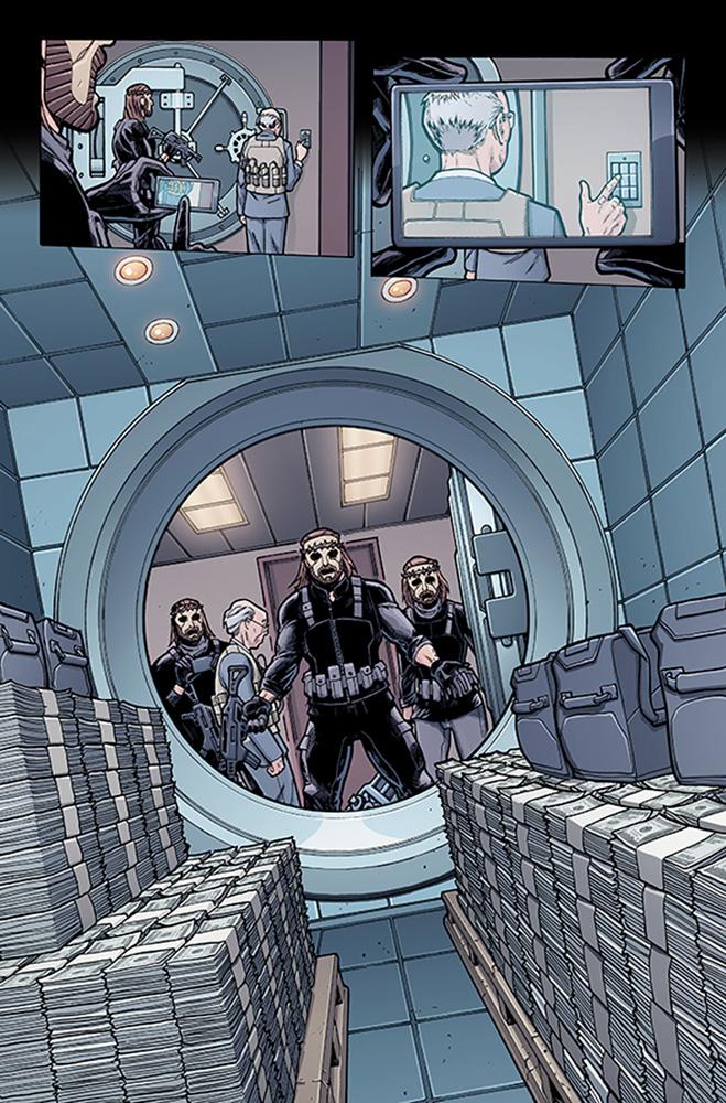 Tithe #1 (cover A) - Image Comics - Top Cow