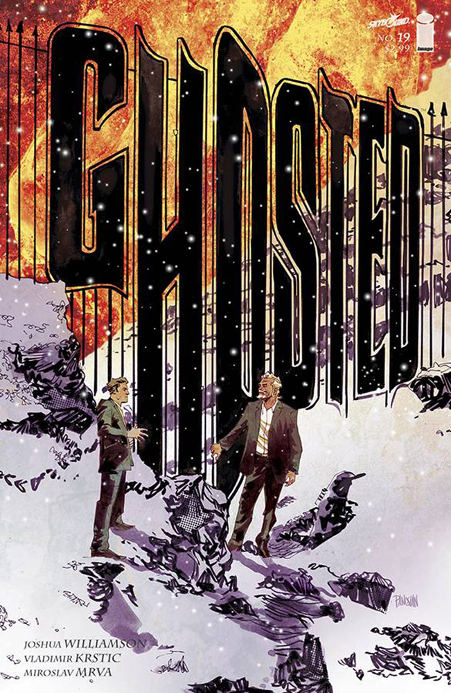 Image: Ghosted #19 - Image Comics