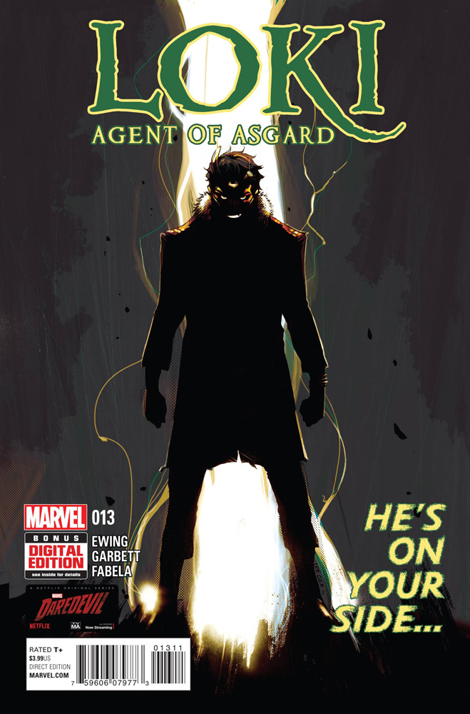 Image: Loki: Agent of Asgard #13 - Marvel Comics