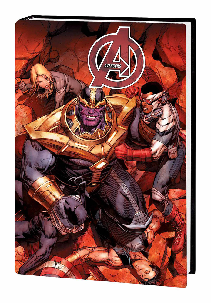 Image: Avengers: Time Runs Out Vol. 03 HC  - Marvel Comics