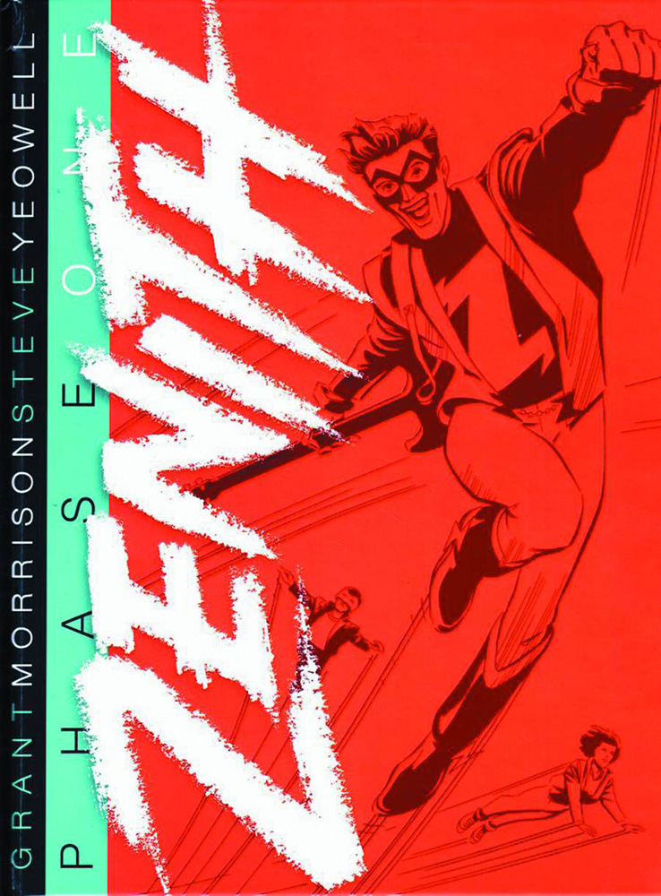 Image: Zenith Phase One HC  - Rebellion / 2000AD