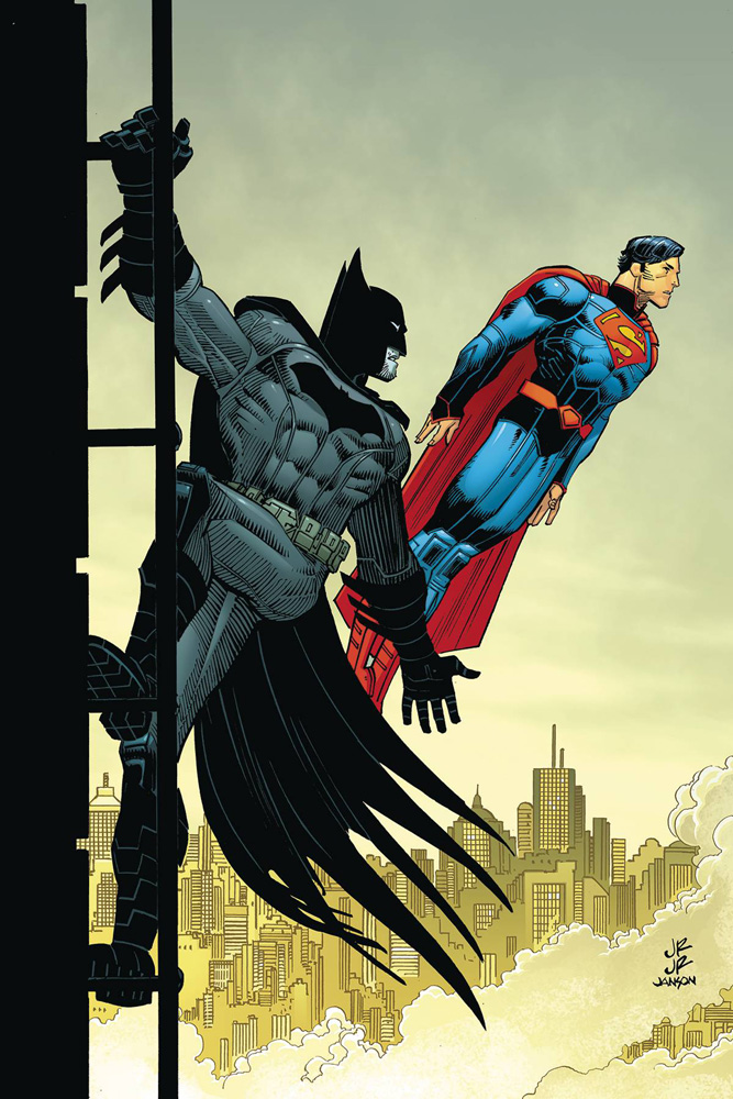 Image: Batman / Superman #31 (variant cover - Romita)  [2016] - DC Comics