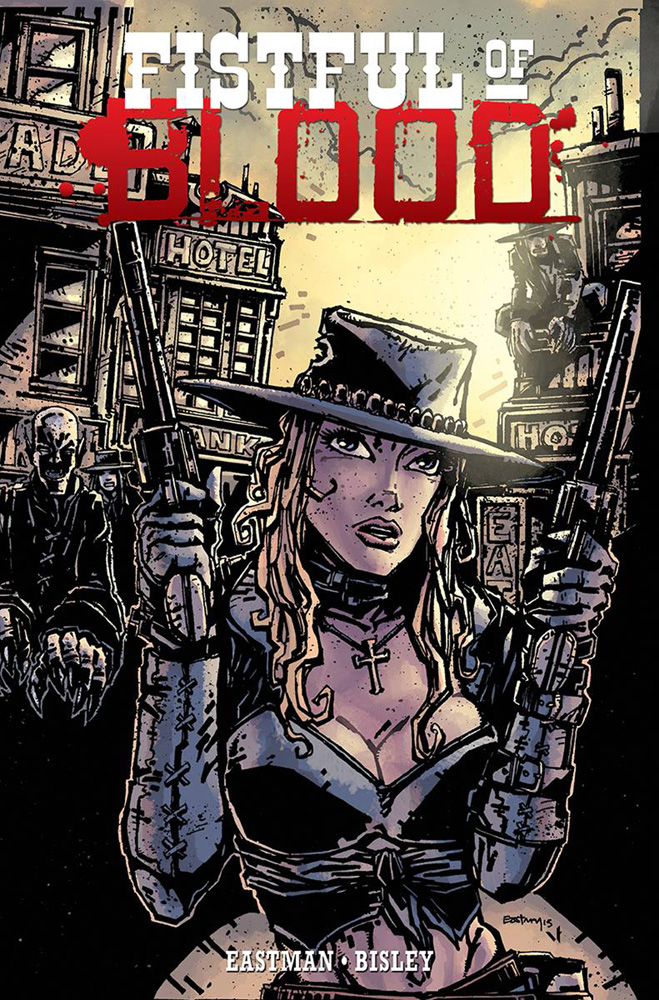 Image: Fistful of Blood SC  - IDW Publishing