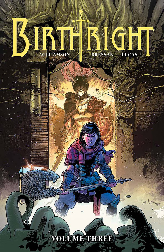 Image: Birthright Vol. 03: Allies and Enemies SC  - Image Comics