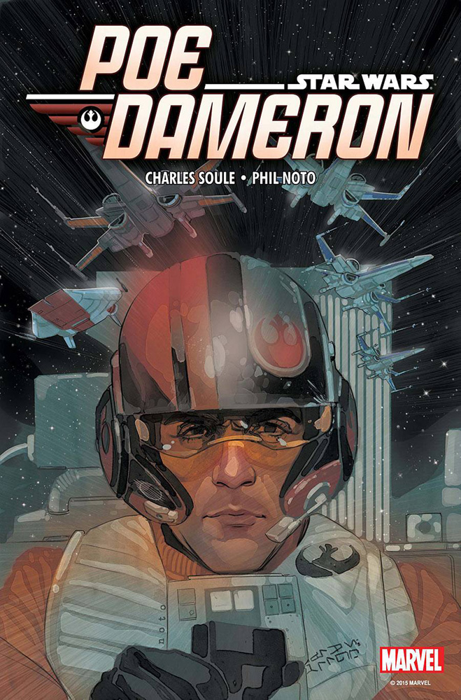 Image: Poe Dameron #1  [2016] - Marvel Comics