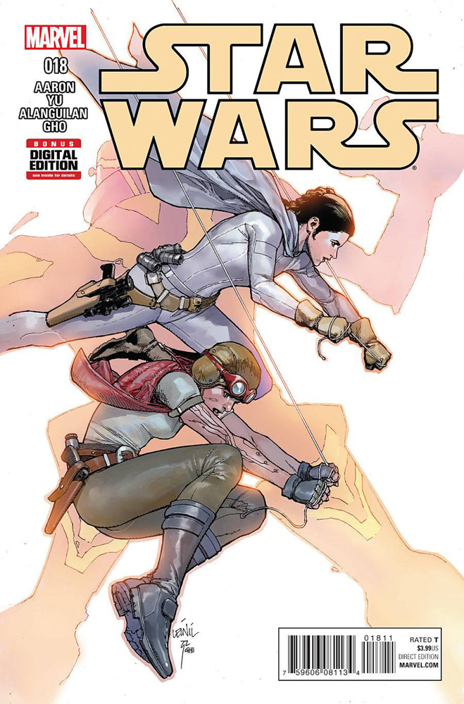 Image: Star Wars #18  [2016] - Marvel Comics